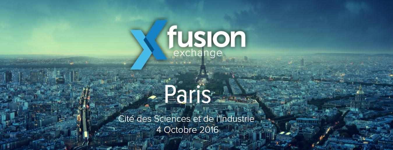 Concur Fusion Exchange Paris