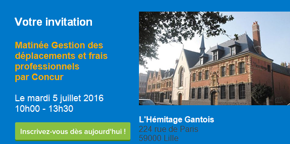invitation Roadshow Lille