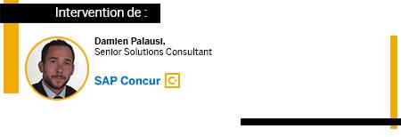 Intervention de Damien Palausi, SAP Concur