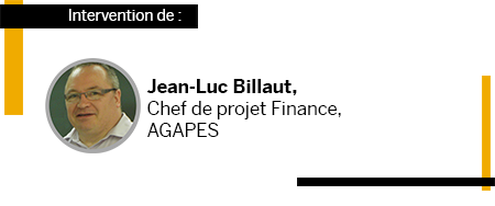 Intervention de Jean-Luc Billaut - AGAPES